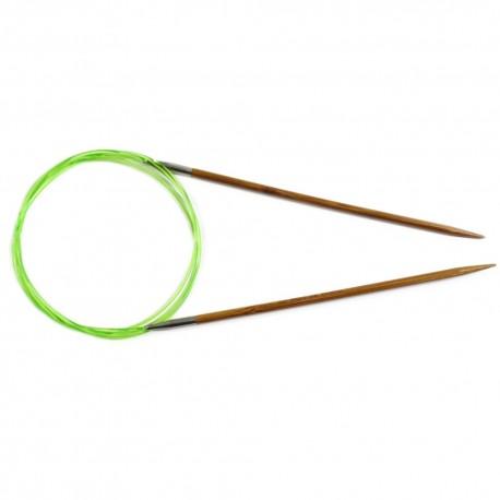 Rundstricknadel Bambus 80cm, 2,25mm