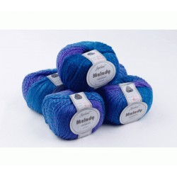 Melody Superwash MS49 Blue Dream