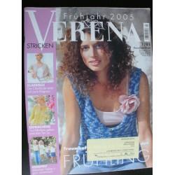 Verena Frühjahr 2005