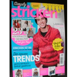 Simply Stricken 05/2013