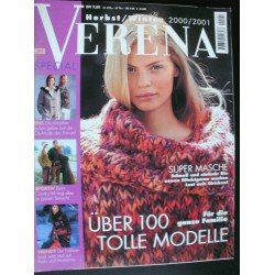 Verena Herbst/Winter 2000/2001