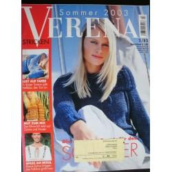 Verena Sommer 2003